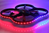 Квадрокоптер  Headless LED Cyclone Drones на р/у